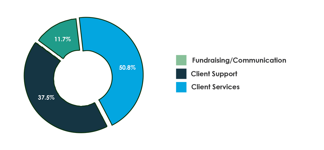Donation Pie Chart